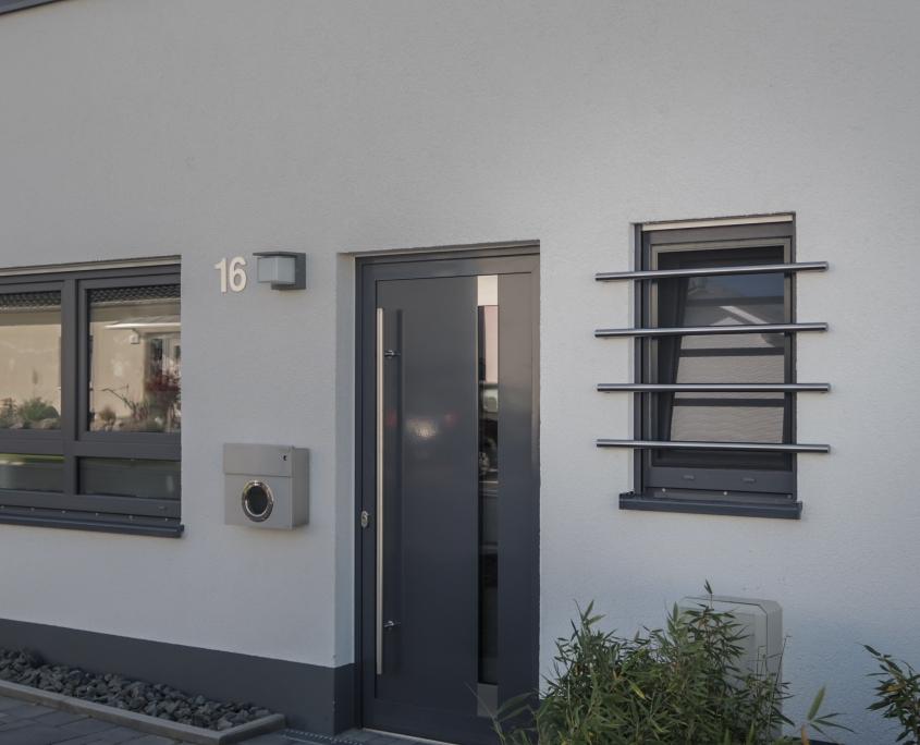 Extrem Kellerfenster sichern - Sicherungsstangen aus Edelstahl HV61